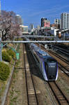 New Azusa limited express by Furuhashi335
