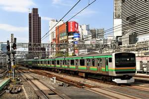 Shonan Shinjuku Line by Furuhashi335