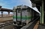 Regional DMU train at Mori by Furuhashi335