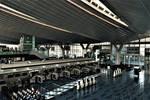 Empty Tokyo International Airport by Furuhashi335