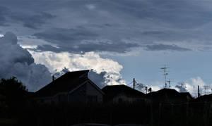 The cumulonimbus