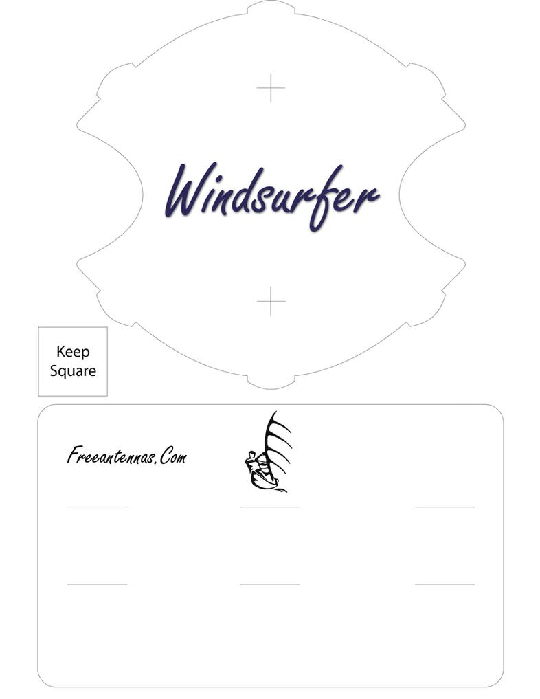 Windsurfer wifi antena booster by guzz2020 on deviantart for Windsurfer antenna template