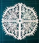 Papercutting by TheMilkyWayGalaxy