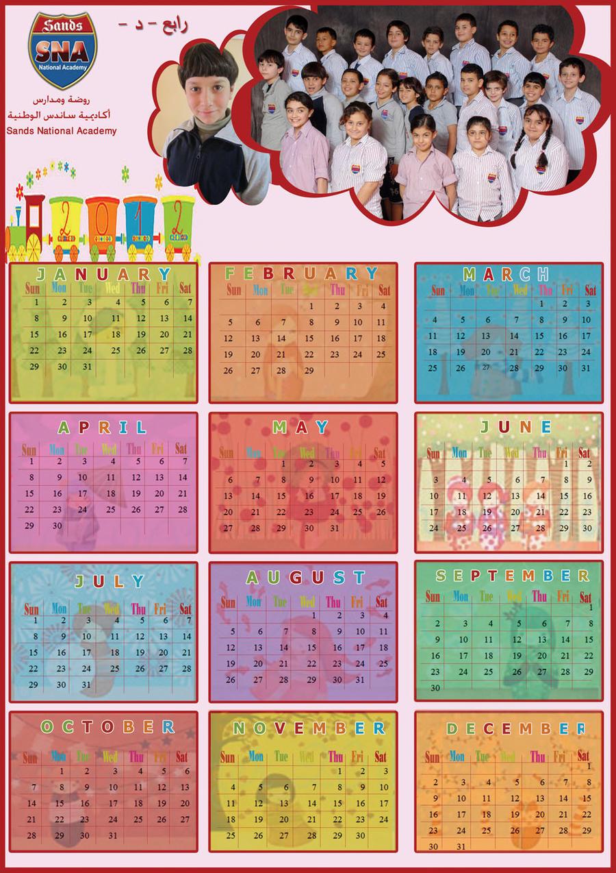 Deviantart Calendar : Old calendar by zeidroid on deviantart
