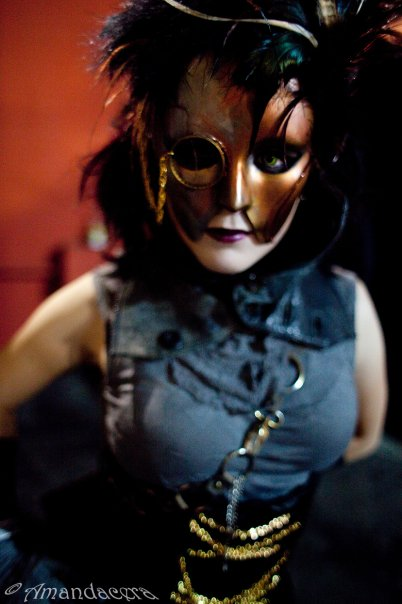 Steampunk Masquerade by Vampire--Kitten