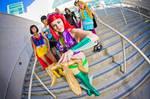 SuperHero Disney Princesses 1