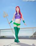 Superhero Ariel
