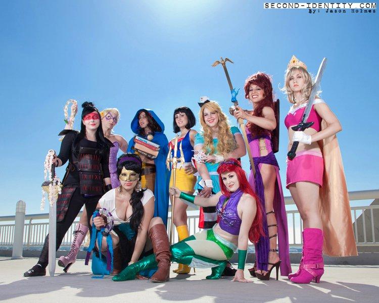 Super Hero Princesses