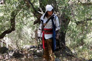 Connor Kenway Cosplay 3