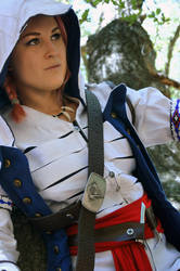 Connor Kenway Cosplay 4