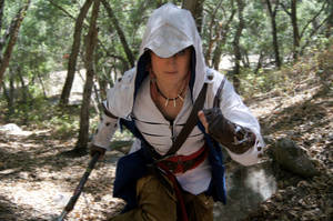 Connor Kenway Cosplay 5