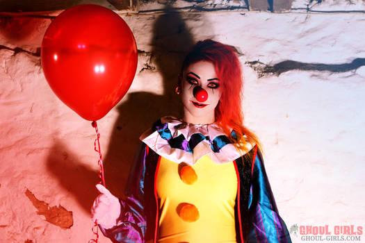 Don't You Want a Balloon Georgie?