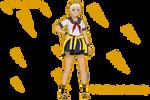 (MMD) Asu Rito Hair Edit