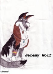 Jeremy. Wolf. by Intr0verted