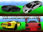 Lambo Murcielago Tutorial full