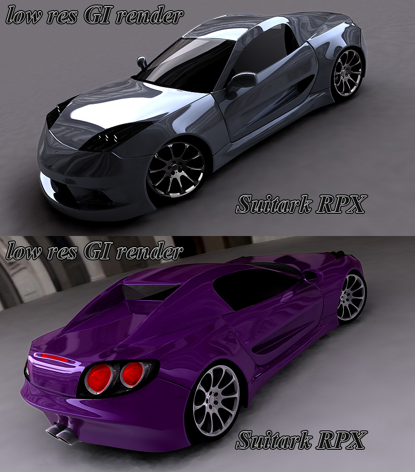 Need For Speed Hot Pursuit Fantasy Suitark RPX | NFSCars