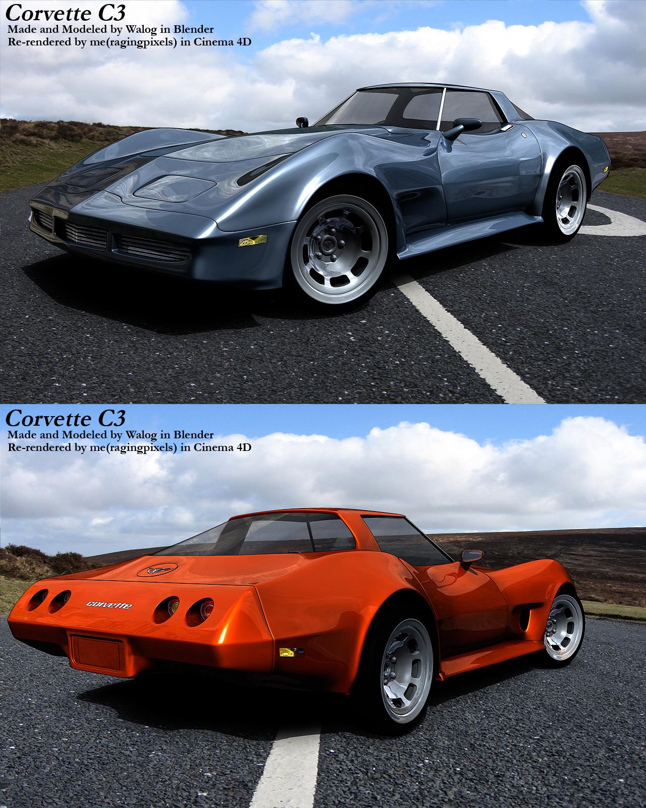Corvette Forum Raging Racing Stage  Engine Build