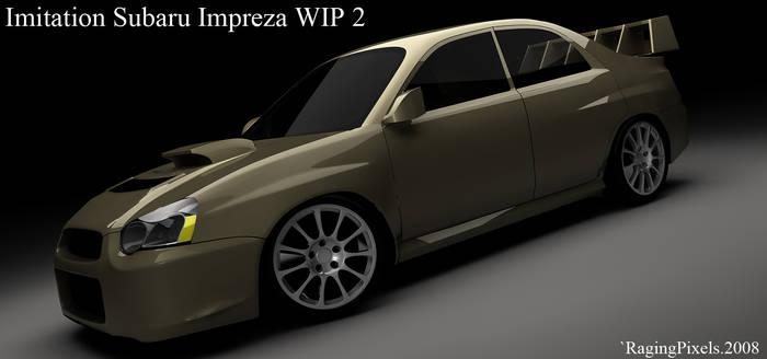 Impreza WIP2