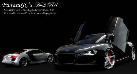 FJC Audi R8 Render
