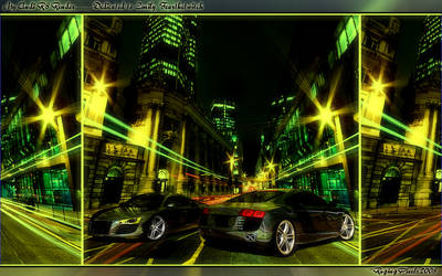 My Audi R8