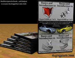 Intro to Hypernurbs - 38 Mins by ragingpixels
