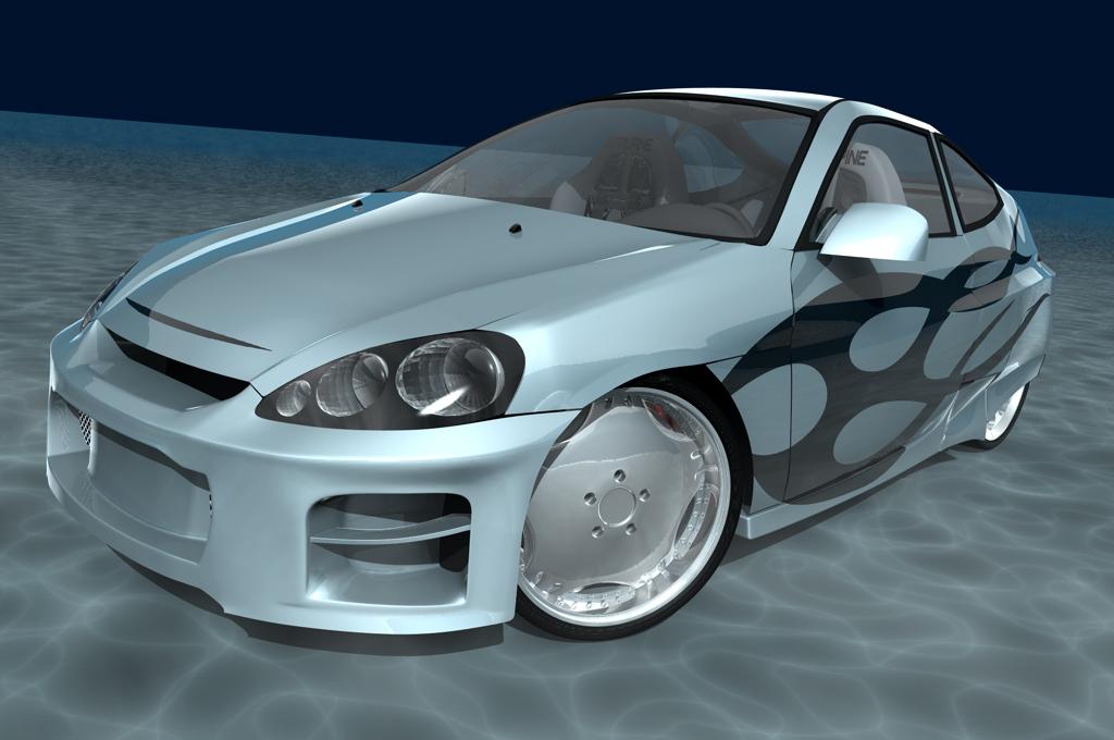 2002 Honda Insight Revisited 2 by ragingpixels on DeviantArt