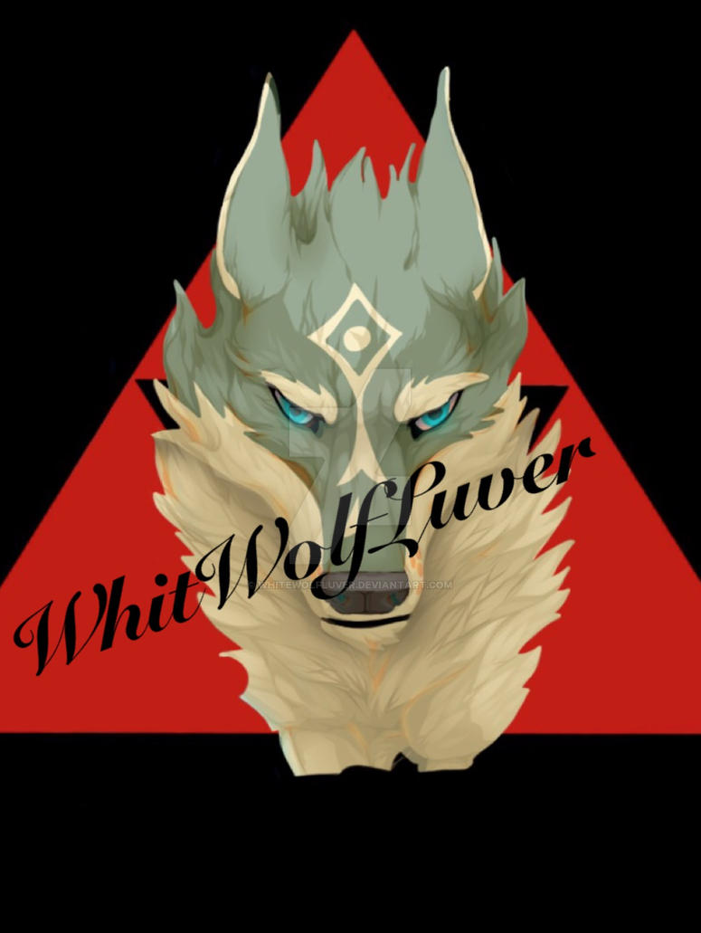 Wolf Link by WhiteWolfLuver