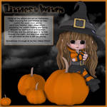 The Littlest Witch by ann0314