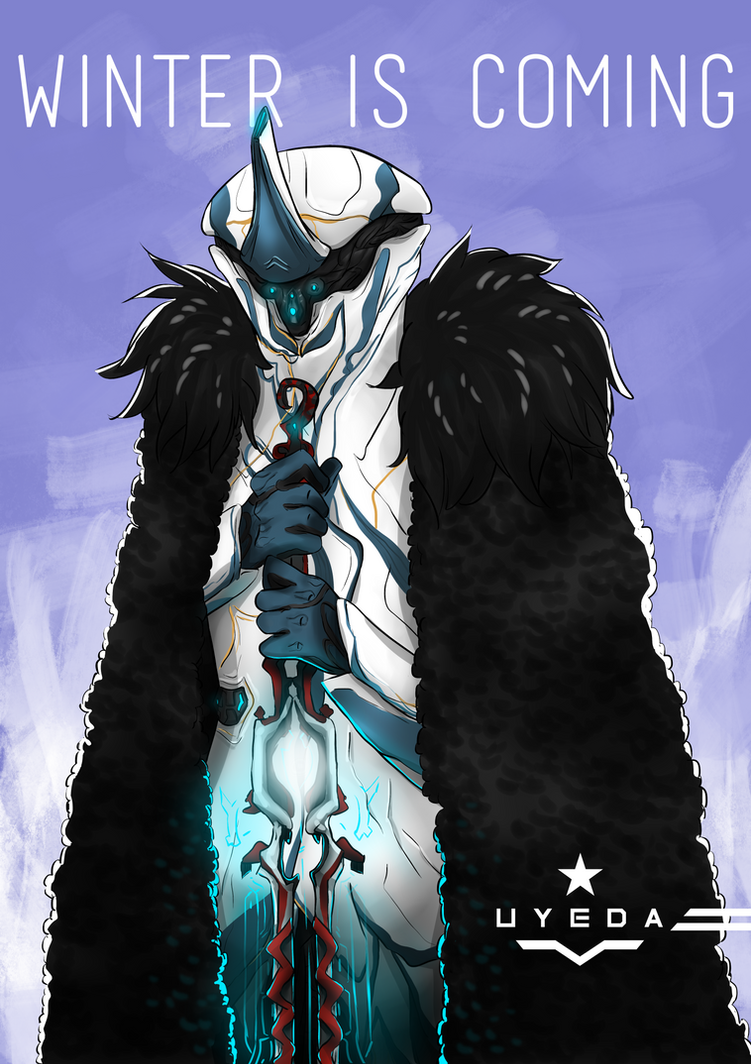 Frost - Warframe by MajorRaidenovitch on DeviantArt  Frost