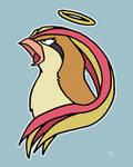Abba Jesus Bird