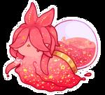 Pink Glitter Slime