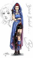Cindy n La Punk Fee by CrystallMCL