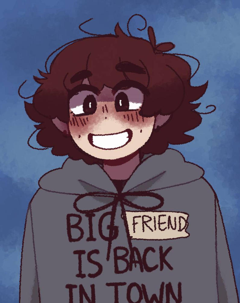 big FRIEND by kalstopher