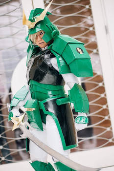 Sage of the Halo cosplay #2