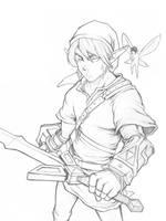 Drawing Stuff Link by GreenYeti