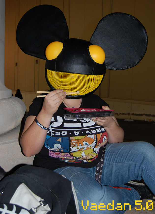 Deadmau5 Sonos head by VaedanE09