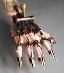 The Tattoo Glove Detail