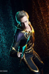 Aquaman by demon00700