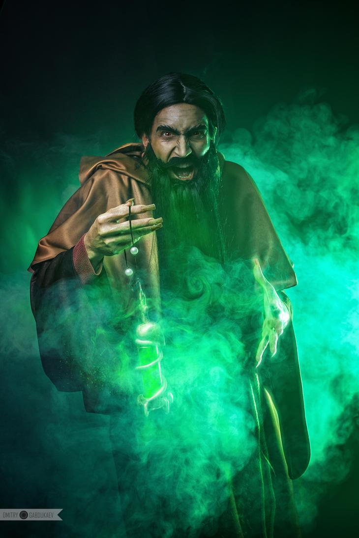 Rasputin by demon00700