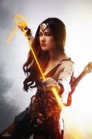 Wonder Woman by demon00700