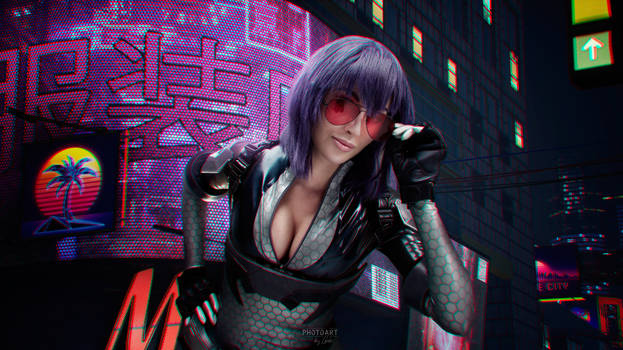 Wake up, samurai! This is wrong cyberpunk universe