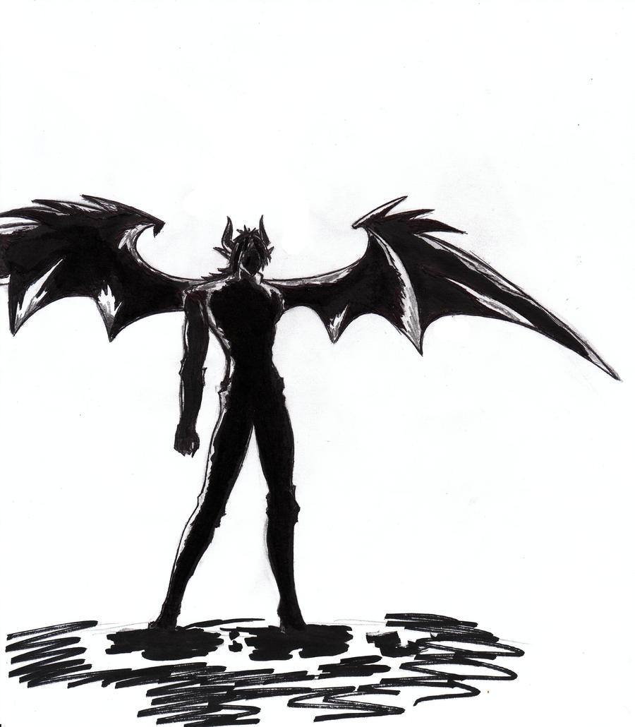 Shadow Demon by Anju92 on DeviantArt