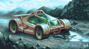 Battle Car Vol.3 by 4tochkin