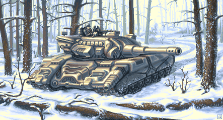 Tank Vol.5 Operation S.N.O.W. by 4tochkin