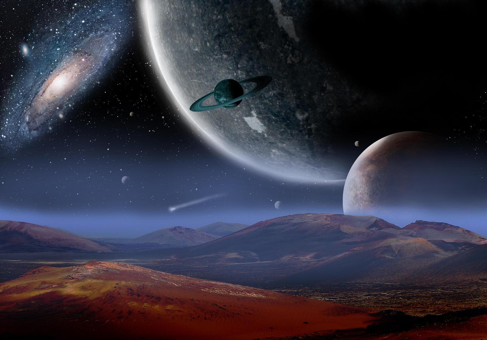 rain on different planets - photo #13