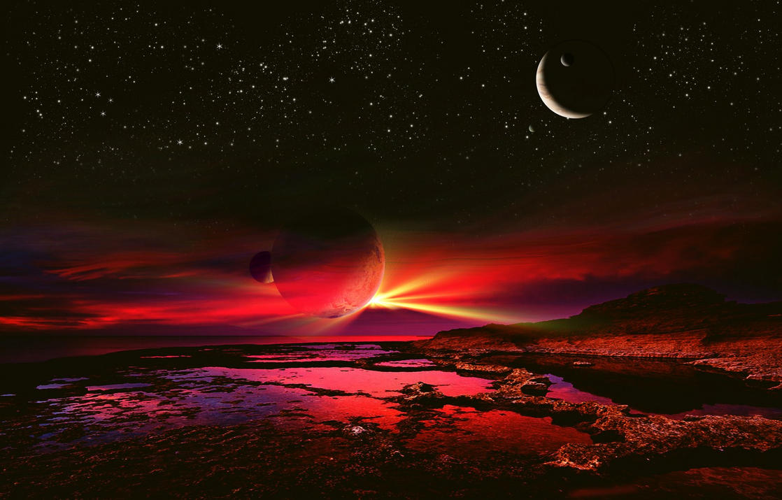 Beautiful sunset by johndoop on deviantart for 10 pics