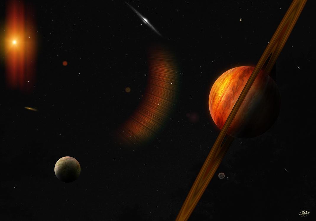 solar system universe - photo #20