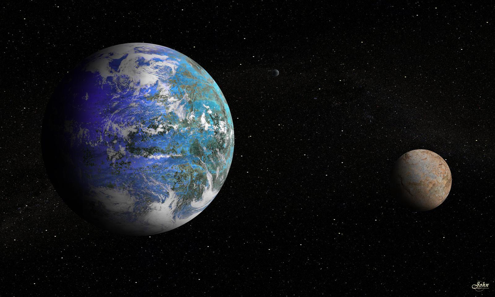 super-earth planet - photo #4