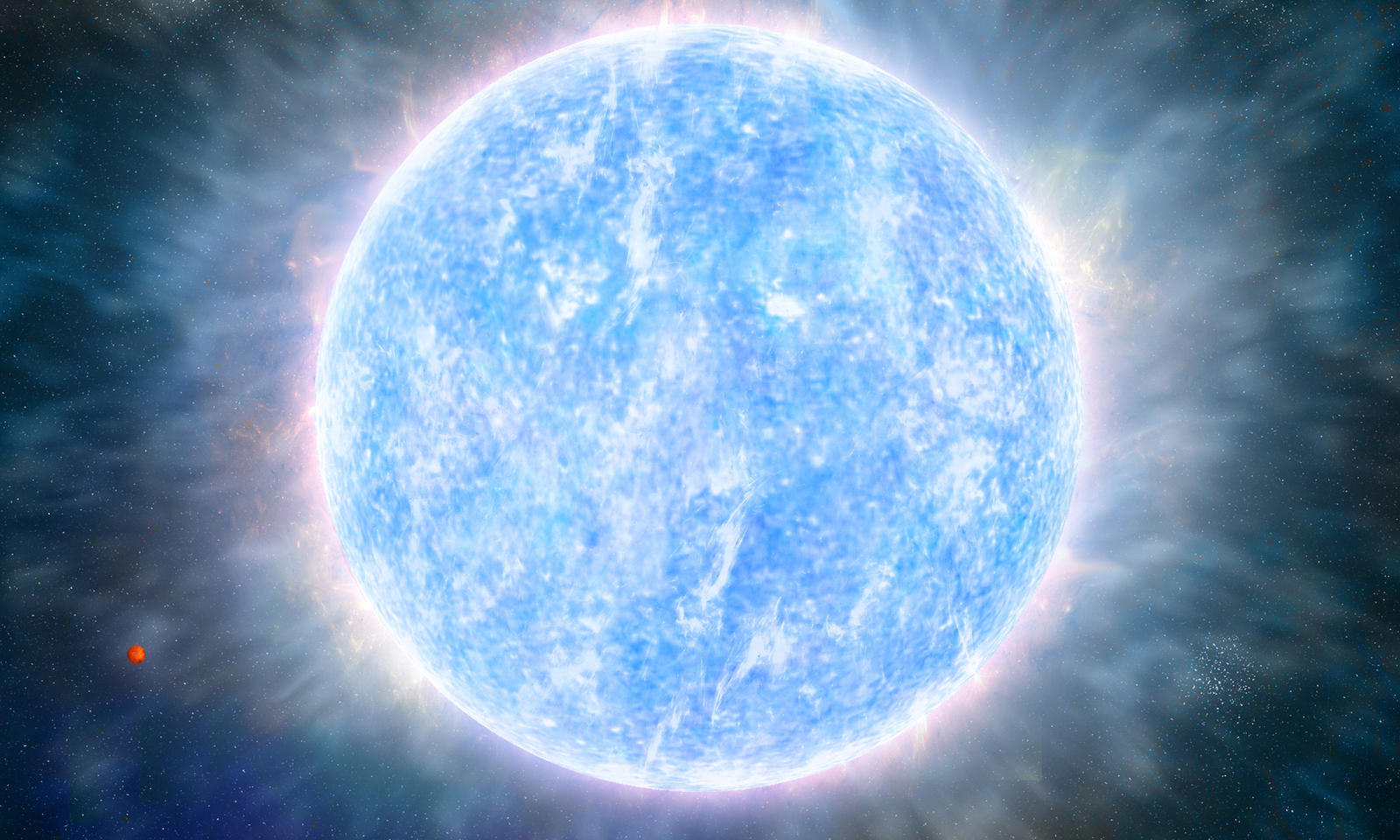 R136a1, Most Massive Star in the Universe (Wolf-Rayet Star
