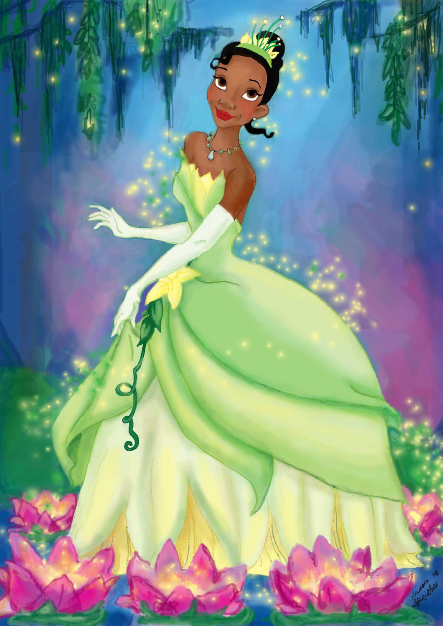 This is a graphic of Comprehensive Picture of Tiana